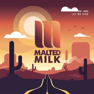 MALTED MILK – LET ME RIDE (official video clip)