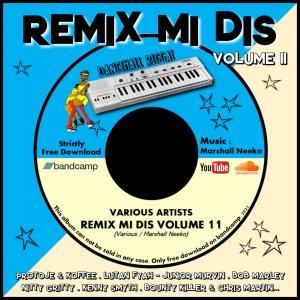Remix Mi Dis Volume 11 (free download)