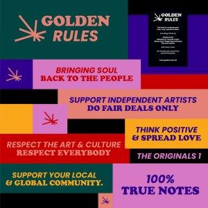 Golden Rules – The Originals 1 – The Sampler – full Stream