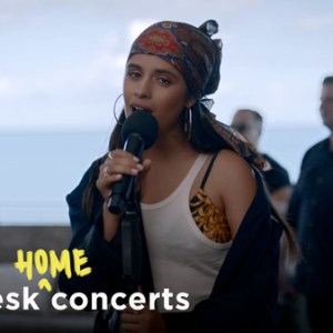 Camila Cabello: Tiny Desk (Home) Concert (Video)