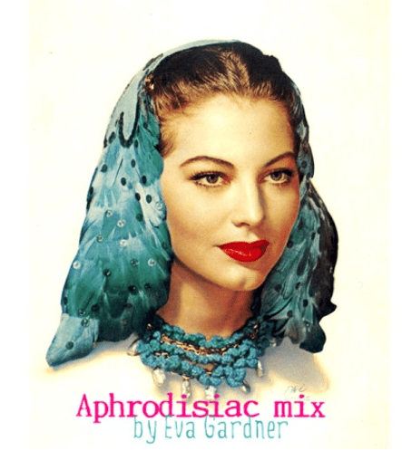 Aphrodisiac January 2014 by Eva Gardner