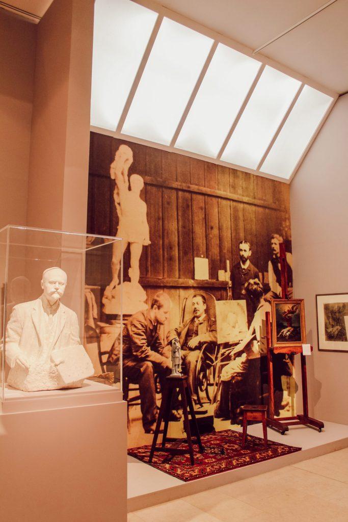Sur les pas d'Emile Friant, Exposition nancy