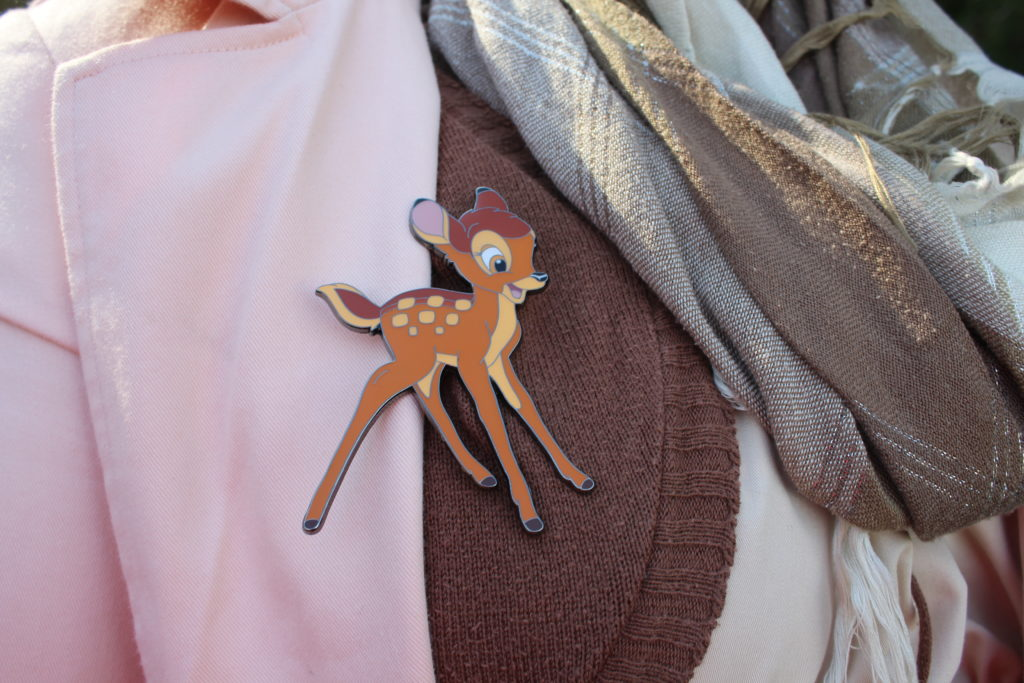 Disneybound Bambi_souliervertblog