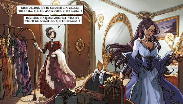 Princesse Sara, Tome 11_souliervert.com
