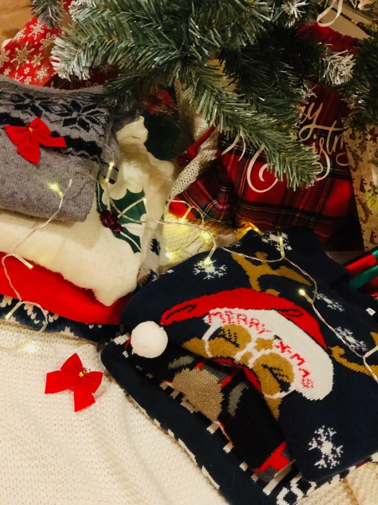 Ma collection de Pulls de Noël_souliervert.com
