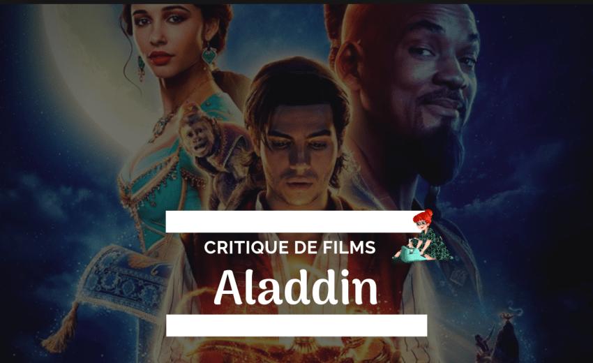 Aladdin – Critique de films sans spoilers