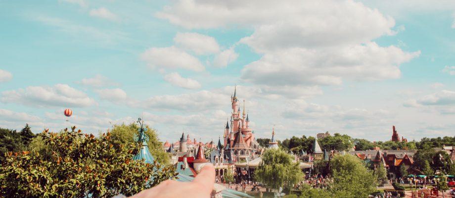 Disneyland Paris, l'endroit idéal pour faire de belles photos
