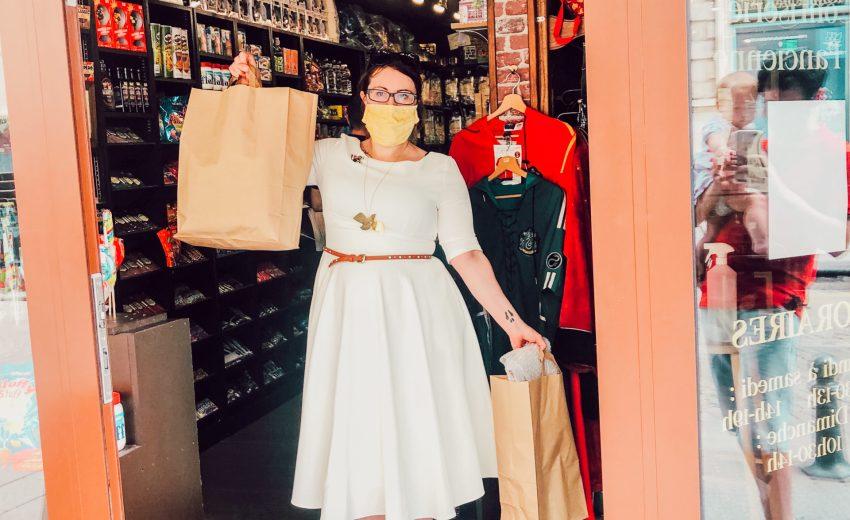Haul – Mon shopping Harry Potter à Nancy & Metz