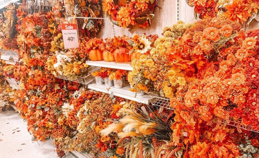 Où trouver de la décoration d'automne au Canada?
