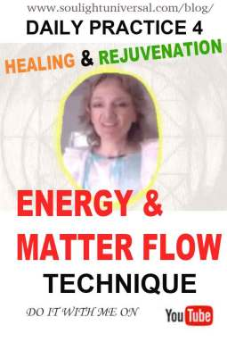 Energy-Matter-Flow-Technique