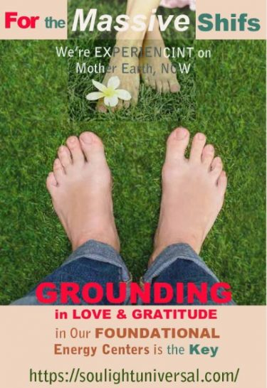 Grounding in Love and Gratitude