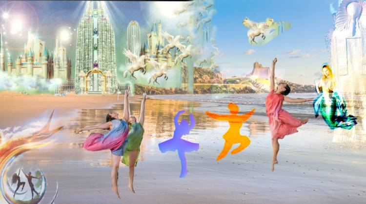 #Soul #Dance and #Movement brings 5D frequency and higher states of #consciousness to Mother Earth