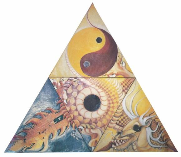 #Bego #Dragon #Energizer #water #earth #fire #triangel 2