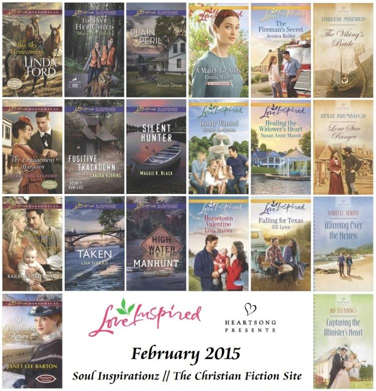 February 2015 Category Fiction