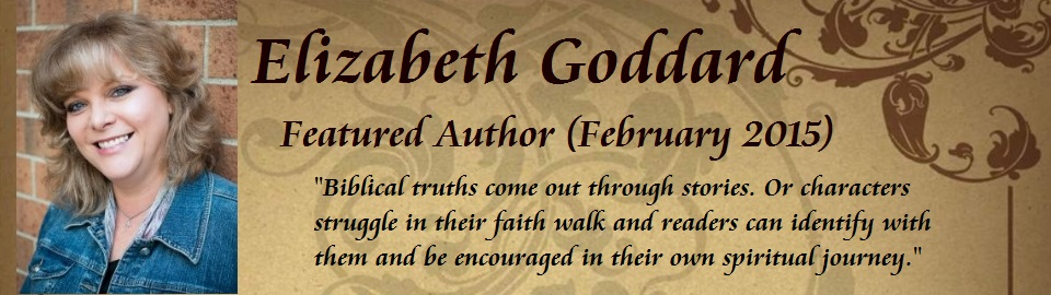 Featured Author: Elizabeth Goddard