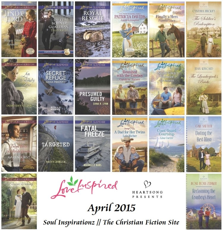 April 2015 Category Fiction
