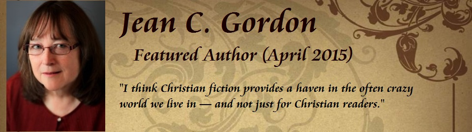 Featured Author: Jean C. Gordon