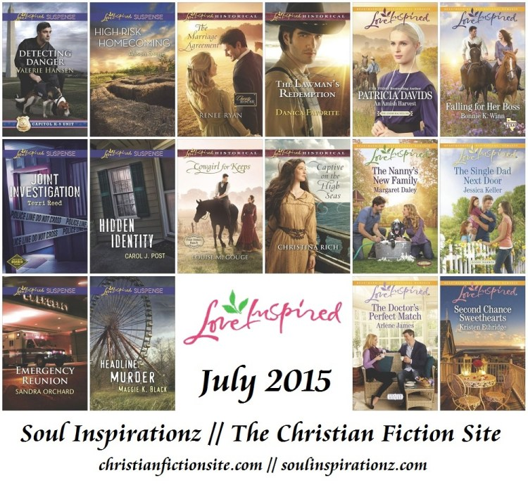 July 2015 Category Fiction
