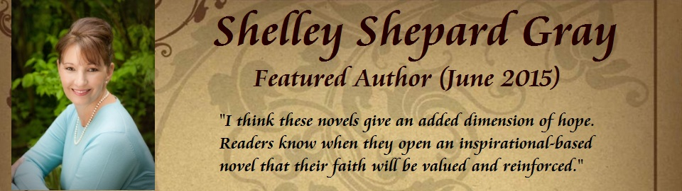 Featured Author: Shelley Shepard Gray