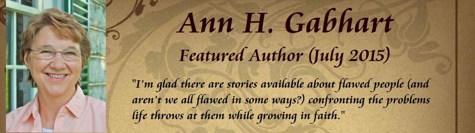 Featured Author: Ann H. Gabhart
