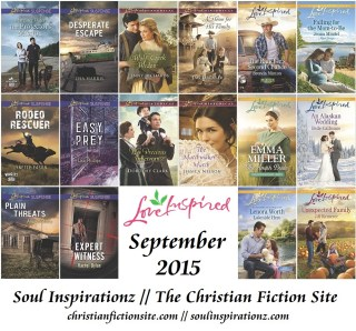 September 2015 Category Fiction