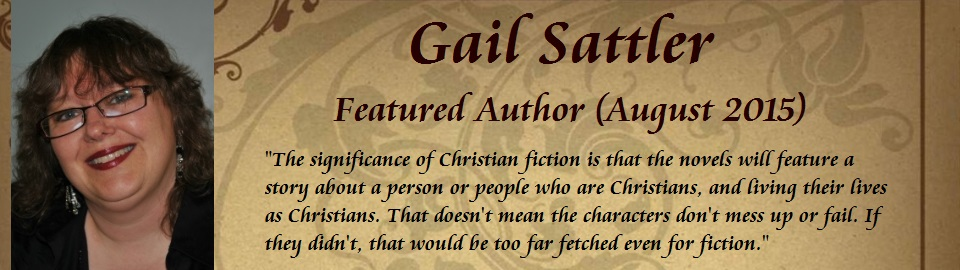 Featured Author: Gail Sattler