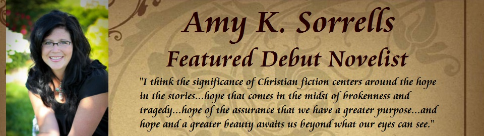 Featured Author: Amy K. Sorrells