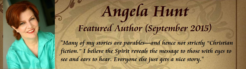 Featured Author: Angela Hunt
