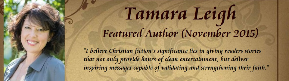Featured Author: Tamara Leigh