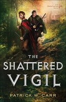 Book Cover: The Shattered Vigil