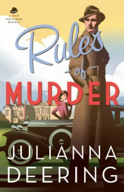 Book Cover: Rules of Murder