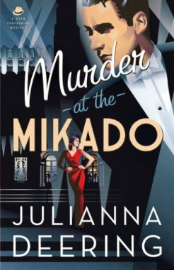 Book Cover: Murder at the Mikado