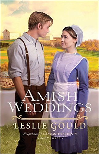 Book Cover: Amish Weddings