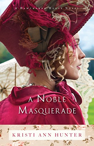 Book Cover: A Noble Masquerade