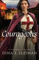 Book Cover: Courageous