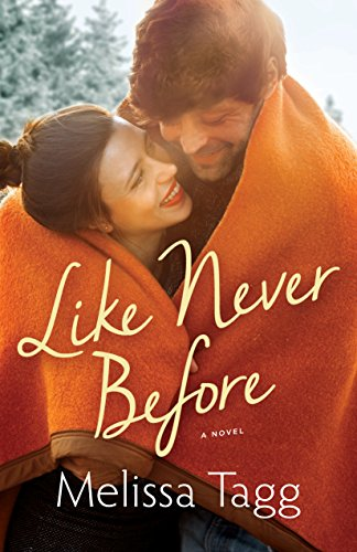 Book Cover: Like Never Before