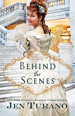 Book Cover: Behind the Scenes