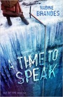 Book Cover: A Time to Speak