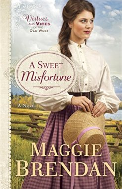 Book Cover: A Sweet Misfortune