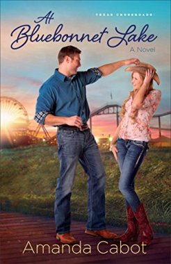 Book Cover: At Bluebonnet Lake