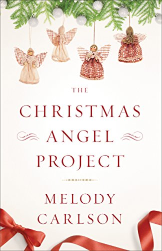 Book Cover: The Christmas Angel Project