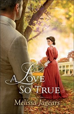 Book Cover: A Love So True