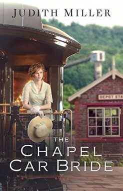 Book Cover: The Chapel Car Bride