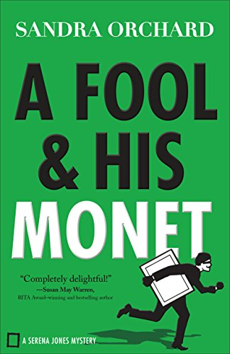 Book Cover: A Fool and His Monet