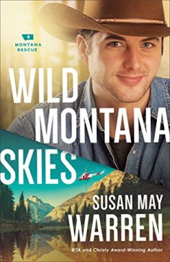 Book Cover: Wild Montana Skies