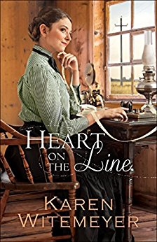 Book Cover: Heart on the Line