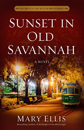 Book Cover: Sunset in Old Savannah