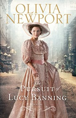 Book Cover: The Pursuit of Lucy Banning