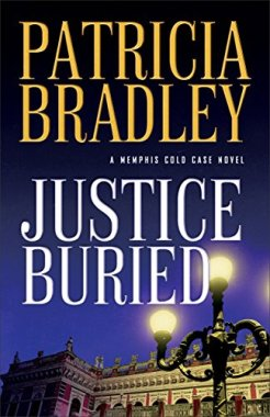 Book Cover: Justice Buried