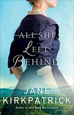 Book Cover: All She Left Behind